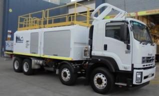 Water Trucks, Service Trucks and Fuel Trucks  1
