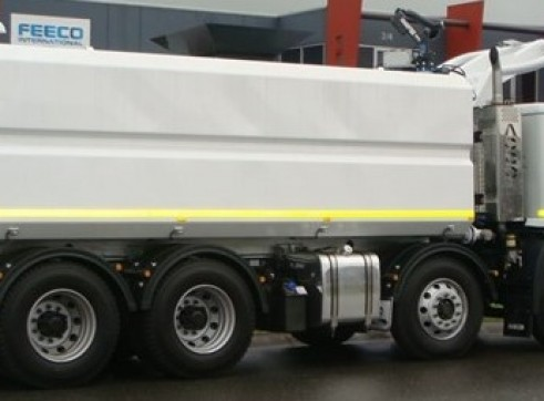 Water Trucks, Service Trucks and Fuel Trucks  2
