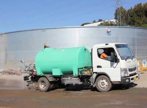 Watercart 4,500 litres 1