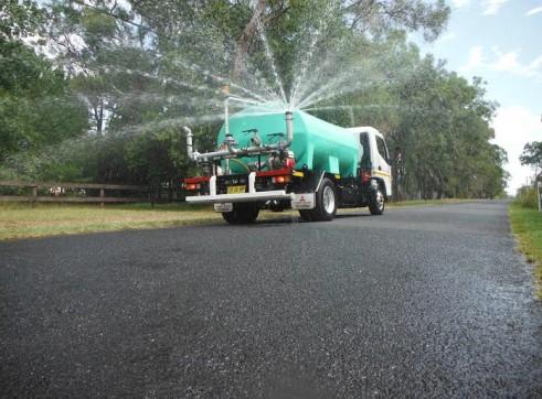 Watercart 4,500 litres 2