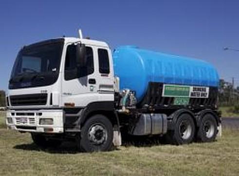 Watercart Acco Body Truck