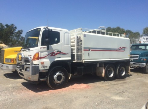 WATERCARTS , ROADSWEEPERS , TANDEM TIPPERS 1