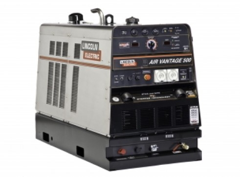 Welder - Air Vantage 575 amp w/air compressor 1