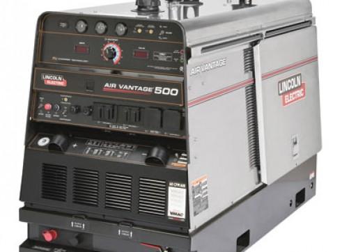 Welder - Air Vantage 575 amp w/air compressor 2
