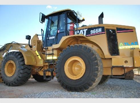 Wheel Loader Cat 966H 2