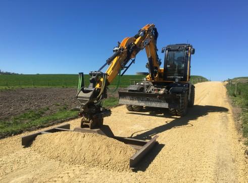 11T JCB Hydradig W110 Wheeled Excavator 3