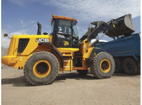Wheeled Loader - JCB 436 Articulated 4