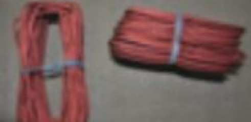 Wire Wall Ties - Galvanised Red 1