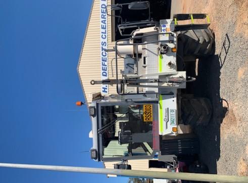 Wirtgen WR2400 Mixer / Pulveriser / Road Reclaimer / Stabiliser 3