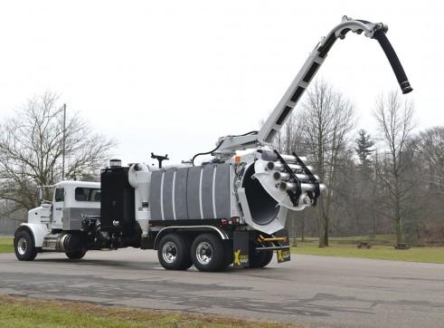 X-12 Hydro Excavator 4