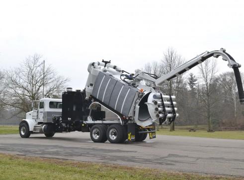 X-12 Hydro Excavator 5