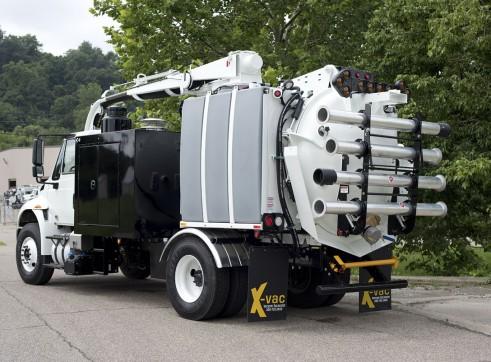 X-6 Hydro Excavator 7