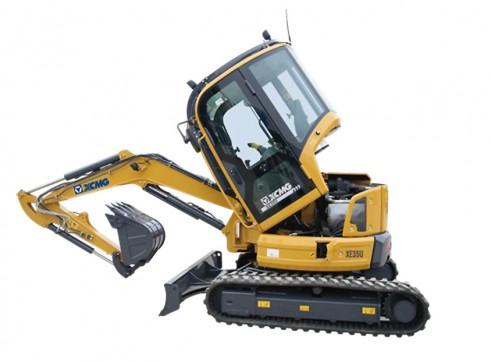 4T XCMG XE35U Mini Excavator 2