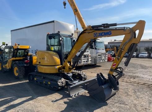 XCMG XE55U 5.5t Excavator 1
