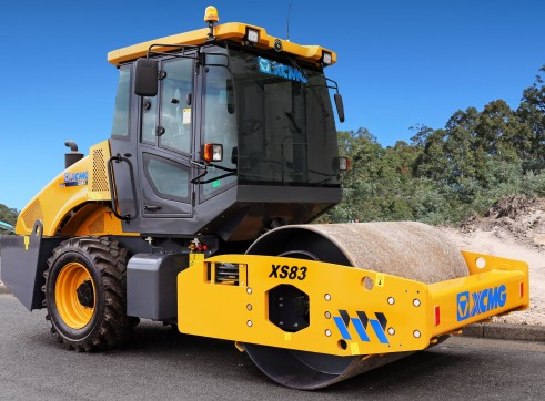 XCMG XS123 / XS123PD Road Compaction Rollers 1