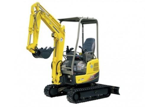 Yanmar 1.7t Mini Excavator