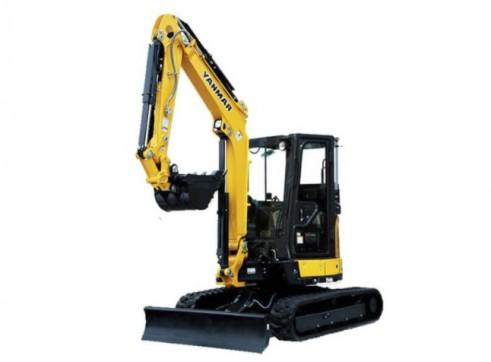 Yanmar 3.5t Mini Excavator (a/c cab)