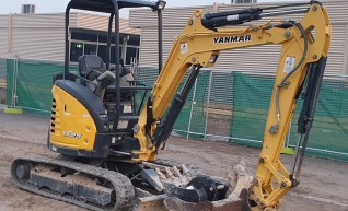 2.5 Ton Excavator 1