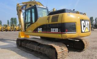 Zero Swing Cat 23T Excavator 1