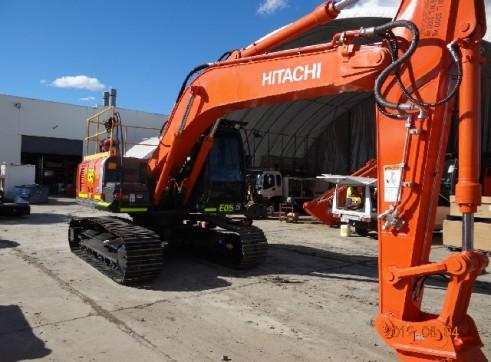 Zx210 Hitachi 20T Excavator
