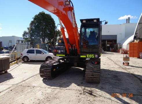 Zx210 Hitachi 20T Excavator 3
